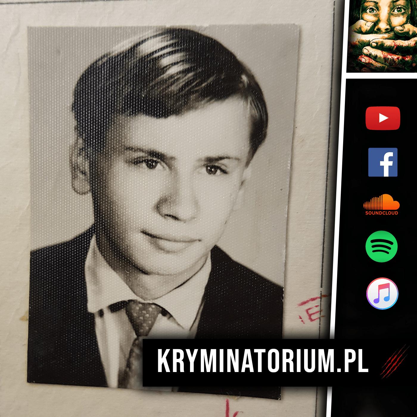 Nekrofil z Poznania – dzieciństwo i młodość #15 | PODCAST