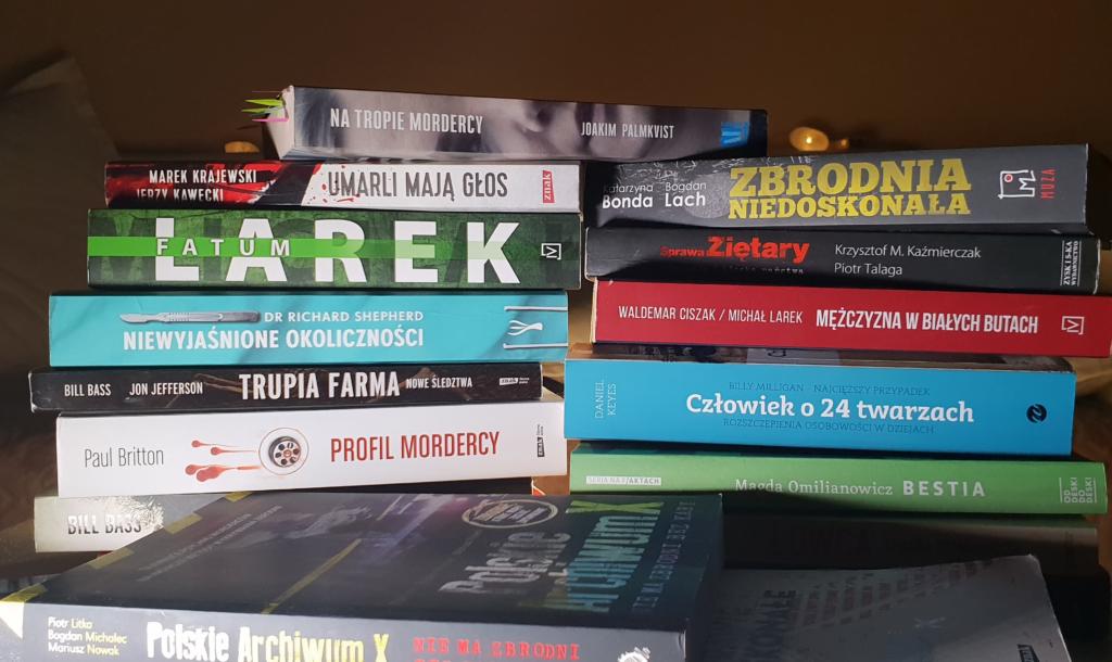 książki o prawdziwych zbrodniach
