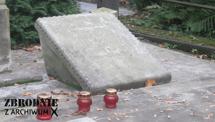 Grób Małgorzaty znajduje się Cmentarzu Katedralnym w Sandomierzu