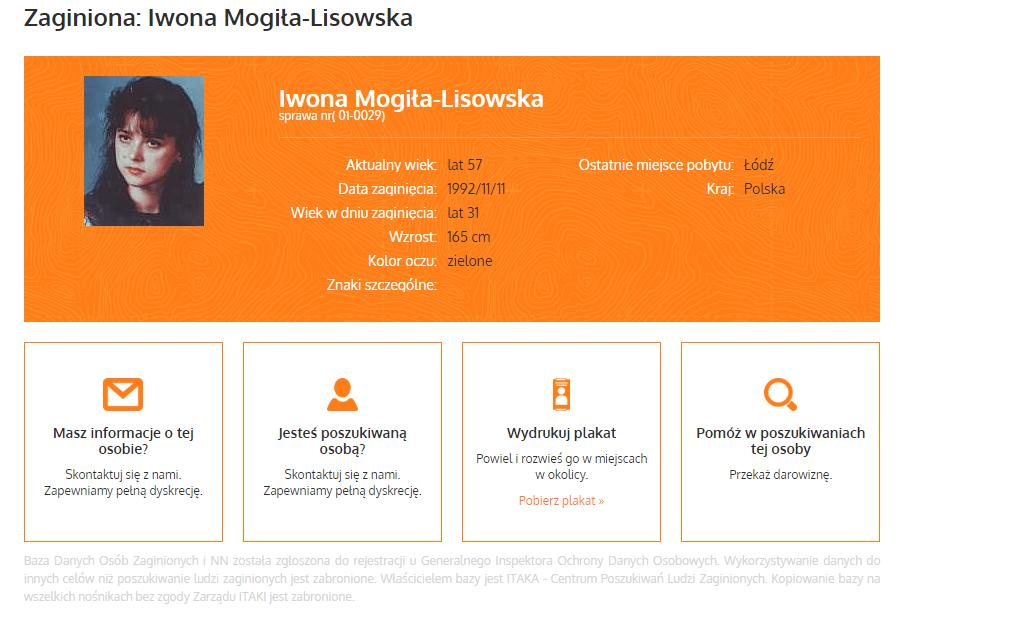 Iwona Mogiła Itaka
