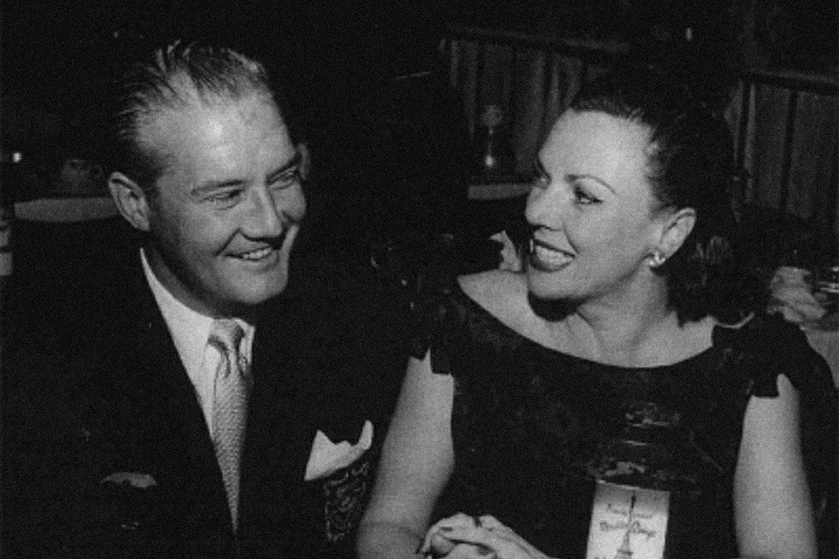 George Reeves Leonore Lemmon
