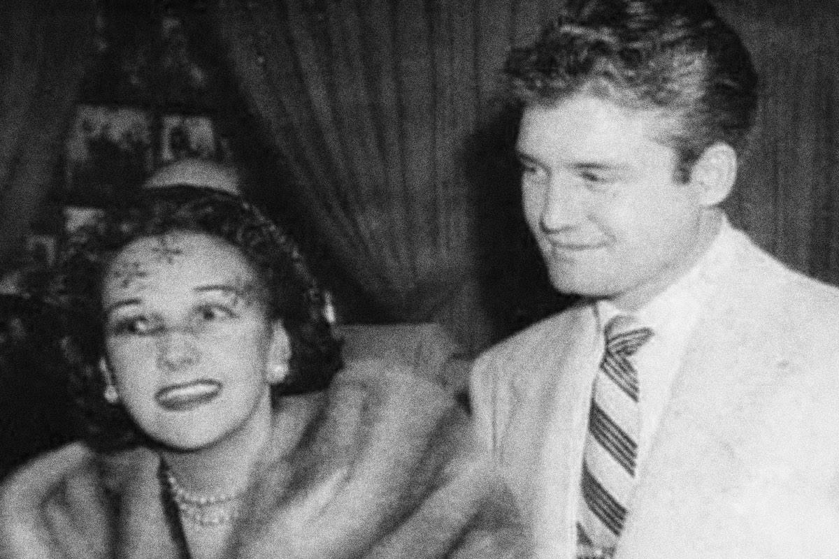 George Reeves i Toni Mannix