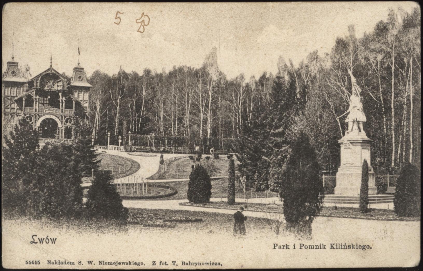 Park Kilińskiego Lwów