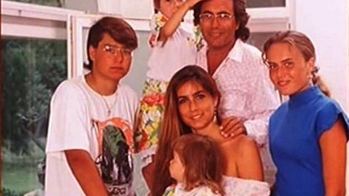 Rodzina Al Bano Romina Power