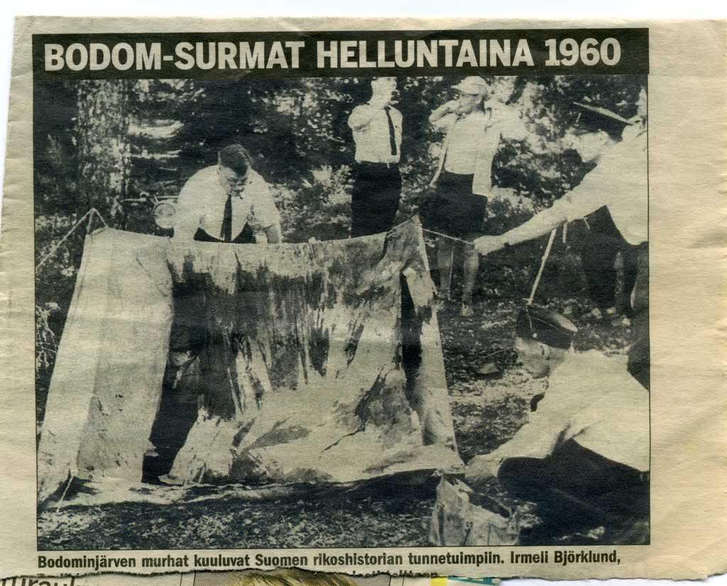 namiot Bodom