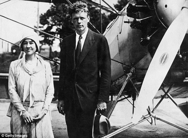 Lindbergh wife