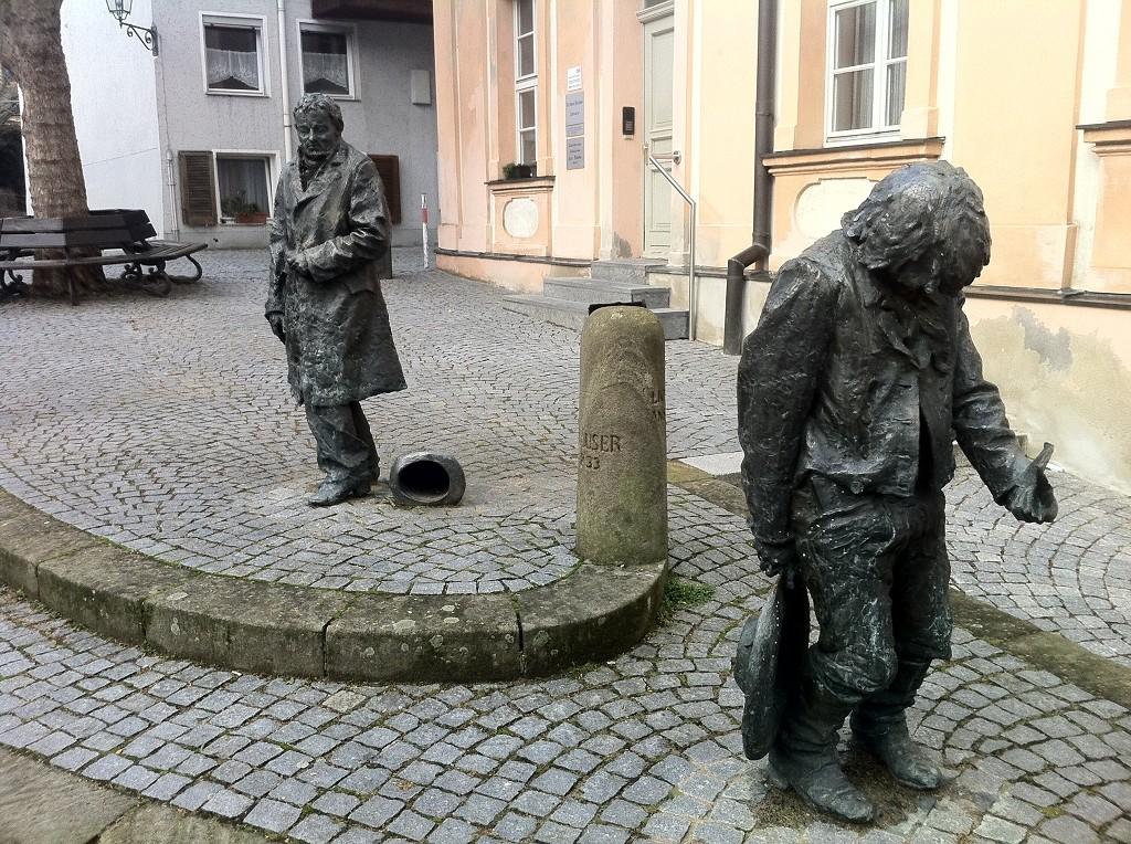 Kaspar-Hauser-Denkmal-